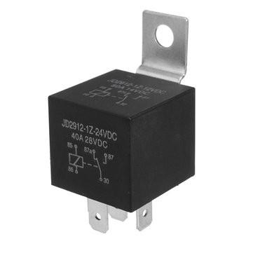 Elektrische systemen - Multifunctioneel relais