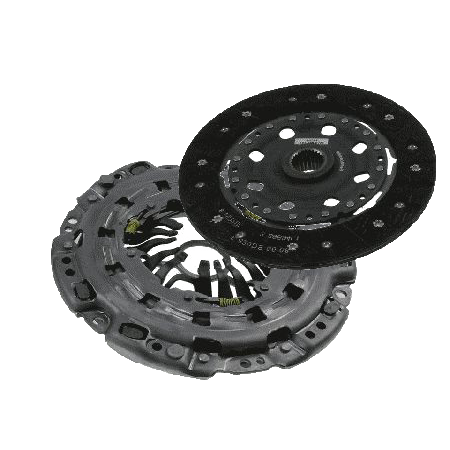 Koppeling / Montage-onderdelen - Koppelingset