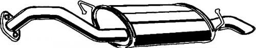 ASMET ASMET Einddemper (28.012) (28.012)