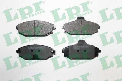 LPR Remblokken set (05P794) LPR (05P794)