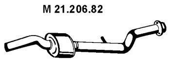 EBERSPÄCHER Middendemper (21.206.82) EBERSPÄCHER (21.206.82)