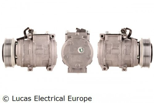 LUCAS ELECTRICAL Compressor, airconditioning (ACP503) LUCAS ELECTRICAL (ACP503)