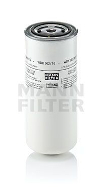 MANN-FILTER Brandstoffilter