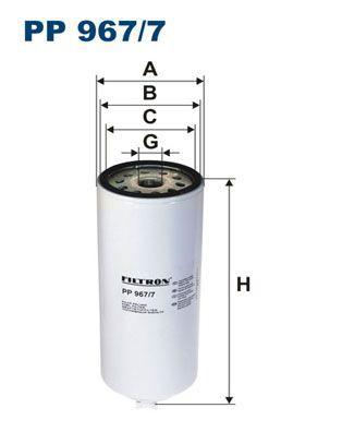 FILTRON Brandstoffilter